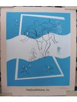 Guillermo Conte Limited Edition World Cup 2006 Print, Argentina, Artist's Proof
