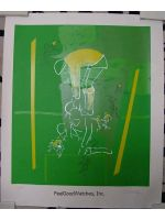 Guillermo Conte Limited Edition World Cup 2006 Print, Brazil, #45