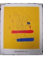 Guillermo Conte Limited Edition World Cup 2006 Print, Equador, #29