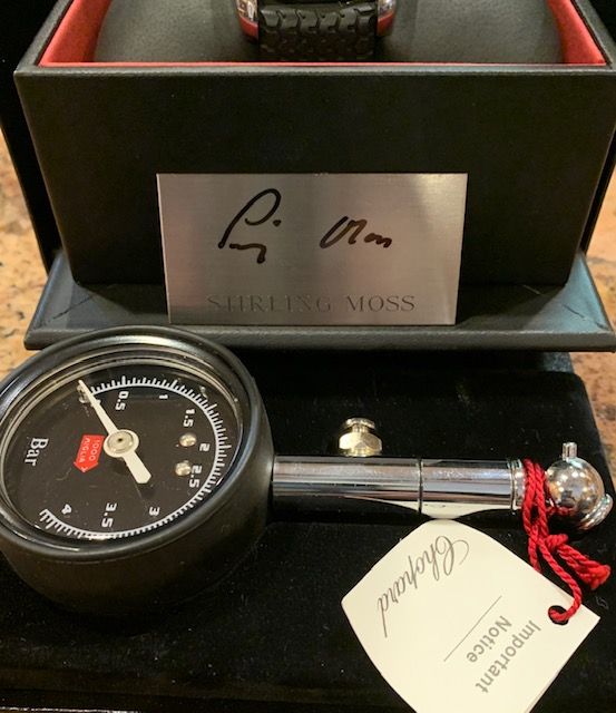 Chopard Mille Miglia GT XL Limited Edition Stirling Moss 16/8458