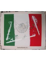Guillermo Conte Limited Edition World Cup 2006 Print, Mexico, #28