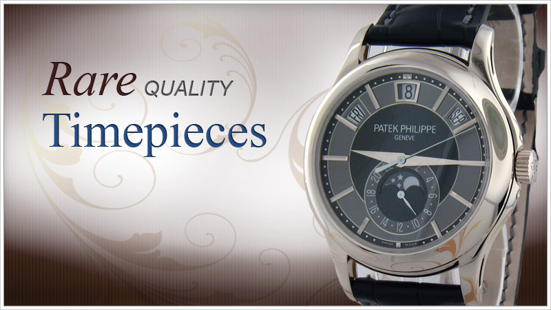 Fine Watches