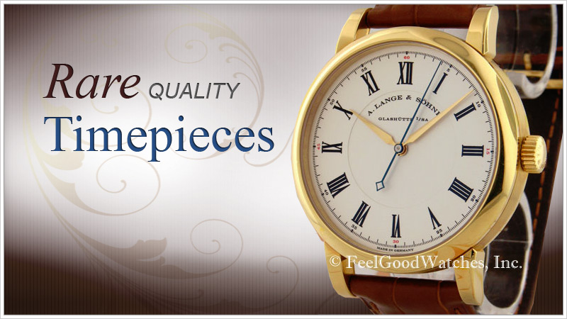 Rare Quality Time Pieces
