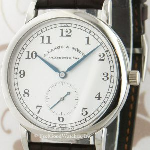A. Lange & Sohne 206.025 1815, Platinum