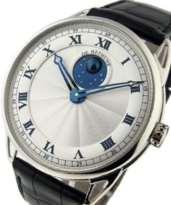 DeBethune White Gold Ball Moonphase Ref.25LWS1V1