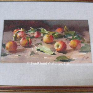 Delbert Gish Original Still Life Watercolor, Undated