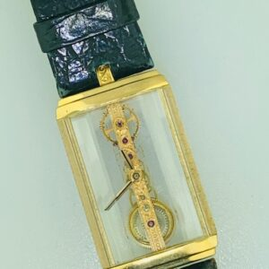 Corum Golden Bridge Yellow Gold Reference 13.150.56