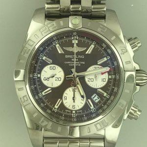 Breitling Windrider Chronomat GMT Reference AB042011/Q589 Unworn