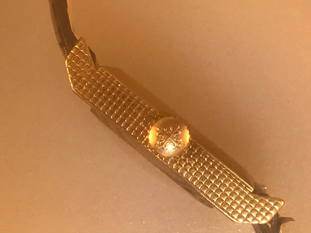 Patek Philippe Reference 3465 Yellow Gold Vintage