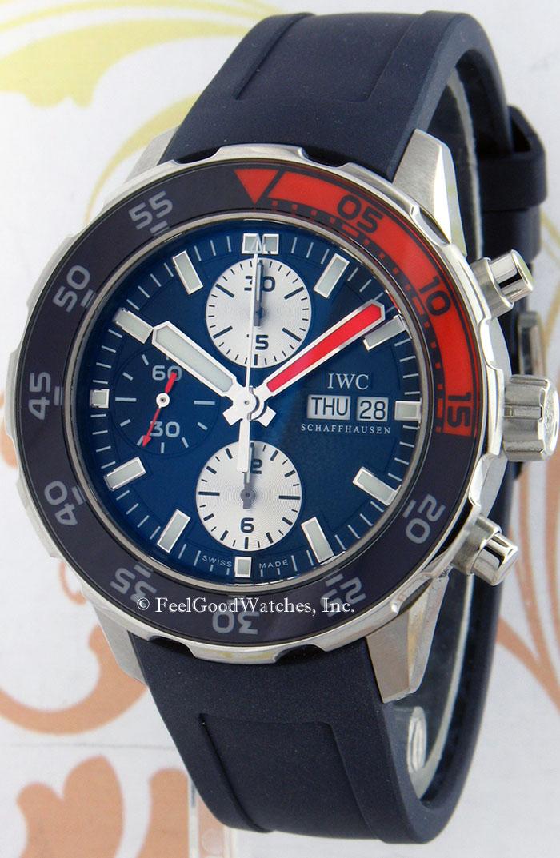 IWC IW376704 Aquatimer Chronograph, Steel