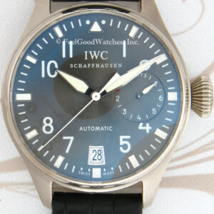 IWC IW500402 Big Pilot, White Gold