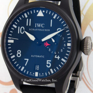 IWC IW501901 Big Pilot Top Gun, Ceramic/Titanium