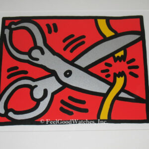 Keith Haring Pop Shop III B Limited Edition Screenprint, ca. 198
