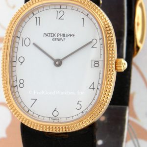 Patek Philippe 3931J Ladies' Ellipse, Yellow Gold
