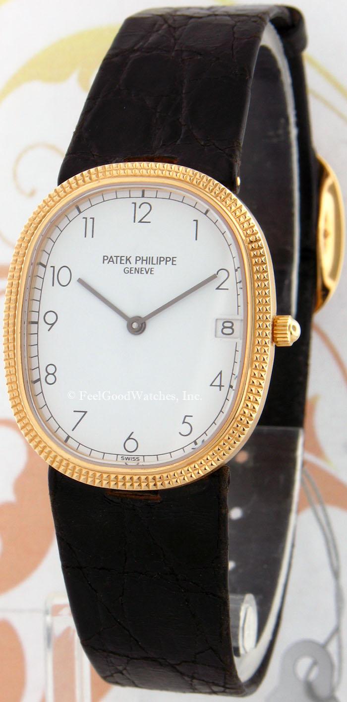 Patek Philippe 3931J Ladies' Ellipse, Yellow Gold