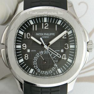Patek Philippe 5164A Aquanaut Travel Time, Steel