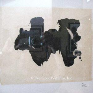 "Robert Motherwell ""Alberti Elegy"", Limited Edition Litohgraph, c"