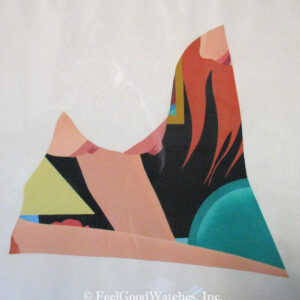 "Tom Wesselmann ""Bedroom Dropout"" Limited Edition, ca. 1983"