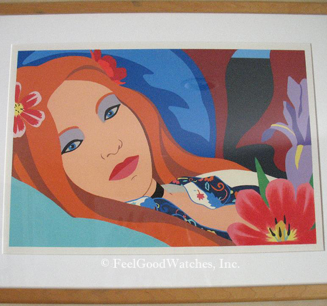 "Tom Wesselmann ""Lulu"" Limited Edition, ca. 1982"
