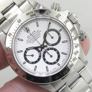 Rolex Daytona Stainless Steel With Zenith Movement 16520