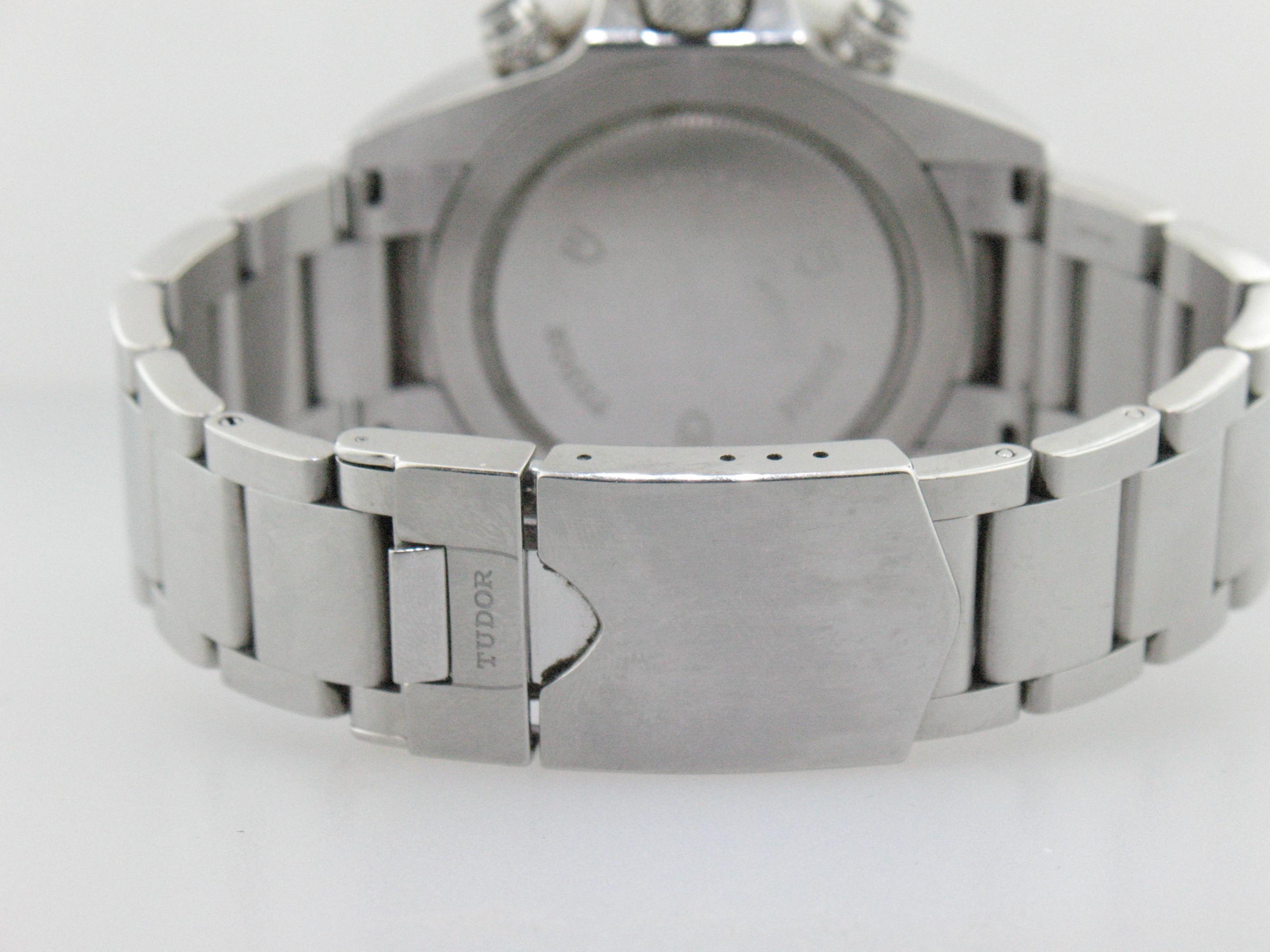 Tudor Heritage Chronograph Stainless Steel 7033ON