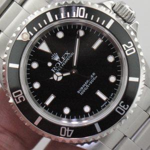 Rolex Submariner Ref14660 No Date Collector Item