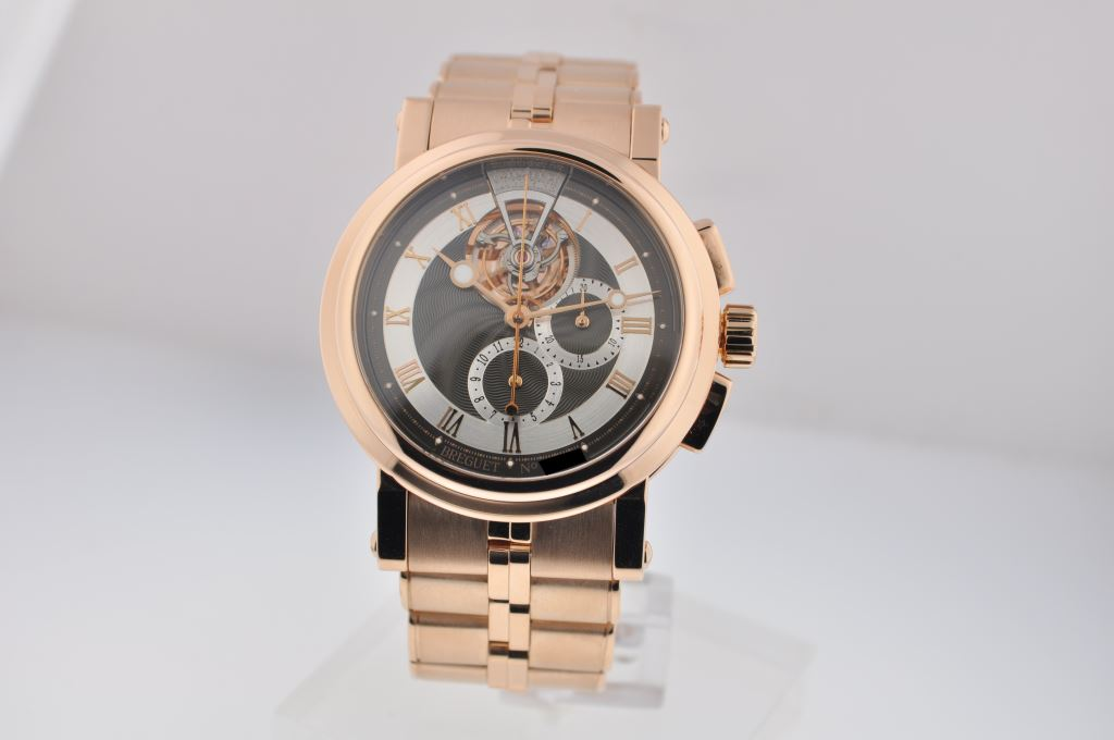 Breguet Marine Tourbillon in Rose Gold 5837BR/92/RZ0