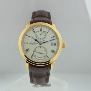 Glashutte Original Senator Chronometer in Rose Gold Reference 58-01-01-01-04
