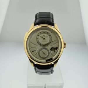 Jaeger-LeCoultre Grand Tradition Minute Repeater in Yellow Gold Reference Q5011410
